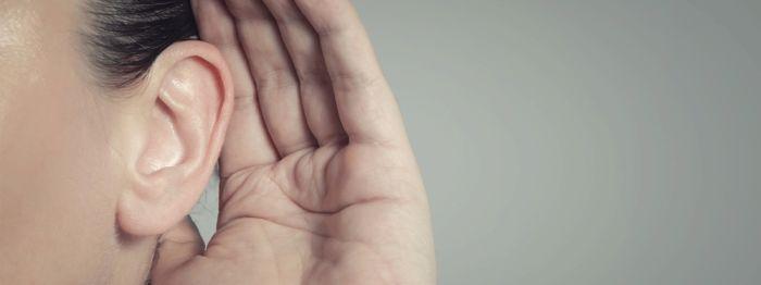 Αιφνίδια απώλεια της ακοής