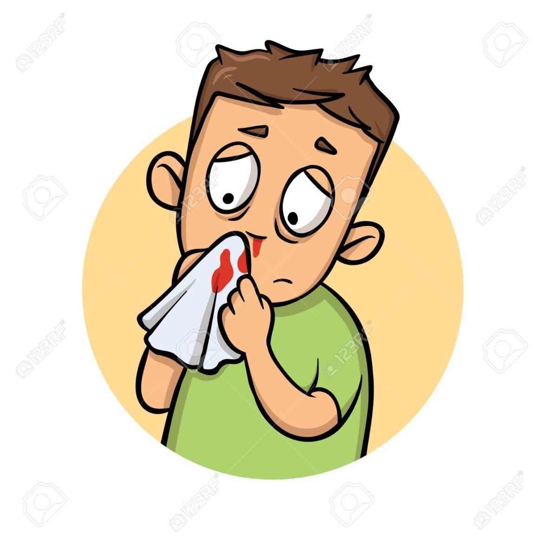 Αιμορραγία στη μύτη